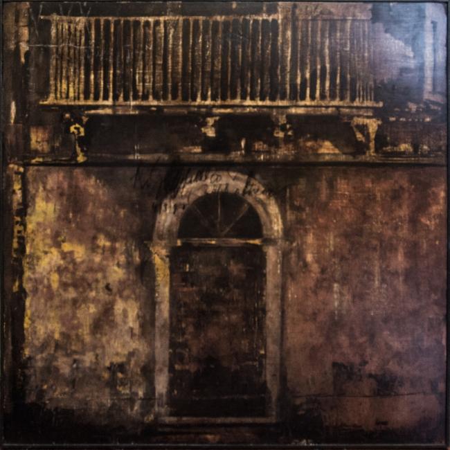 Vicente Prego | Ir al evento: 'Cor de vasi'. Exposición de Pintura en Federica no era tonta / Santiago de Compostela, A Coruña, España