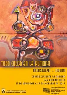 Todo color en La Almona: Madrazo - Taudi
