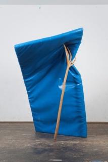 Arturo Comas. St. Fotografía sobre dibond. Sobre todas las cosas. 100x75 cm. 2016 - media — Cortesía del comisario Antonio Jiménez García
