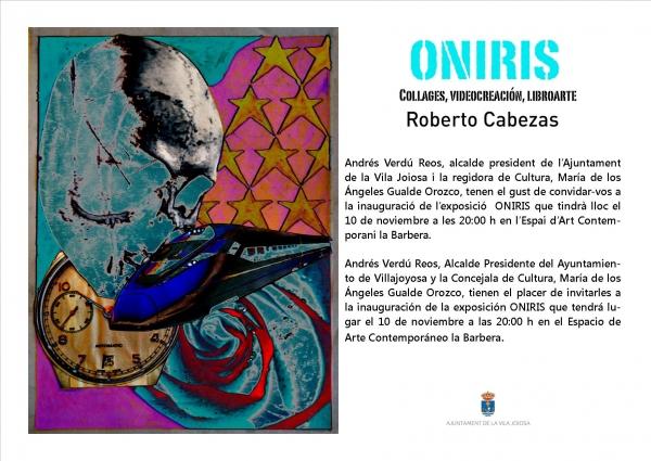 Rodrigo Cabezas, Oniris