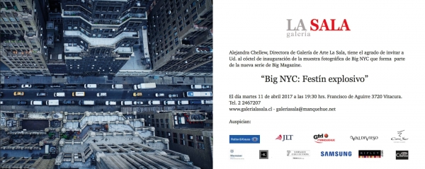 BIG NYC: Festín Explosivo