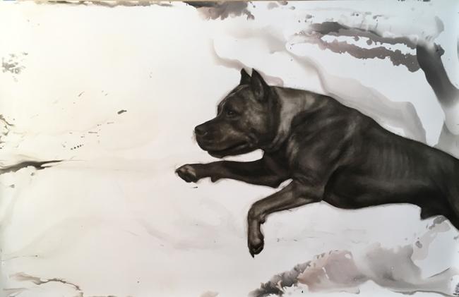 Juan Perdiguero – Cortesía de la galería Moret Art