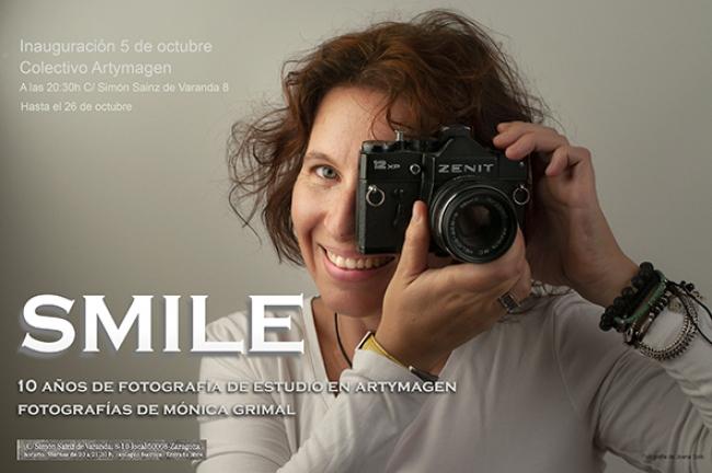 Mónica Grimal. Smile