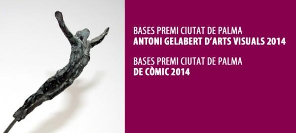 Premi Ciutat de Palma Antoni Gelabert d\'Arts Visuals 2014