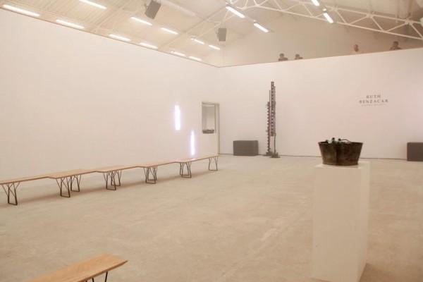 Nuevo espacio de Ruth Benzacar