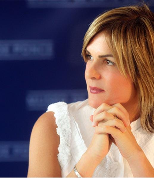 María Luisa Ferré Rangel. Cortesía del Grupo Ferré-Rangel | Una veintena de activos coleccionistas de arte contemporáneo en Puerto Rico