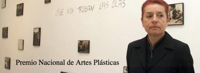 Cortesía de Cocha Jérez | La artista canaria Concha Jerez, Premio Velázquez de Artes Plásticas 2017