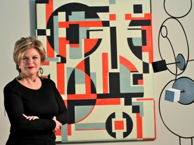 Ella Fontanals-Cisneros. Cortesía del Museum of Fine Arts Boston | CIFO cierra su espacio expositivo de Miami para transitar a un modelo de exhibición internacional