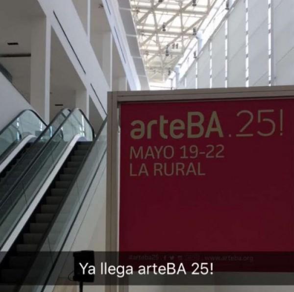 Cortesía de arteBA | arteBA celebra su 25º aniversario