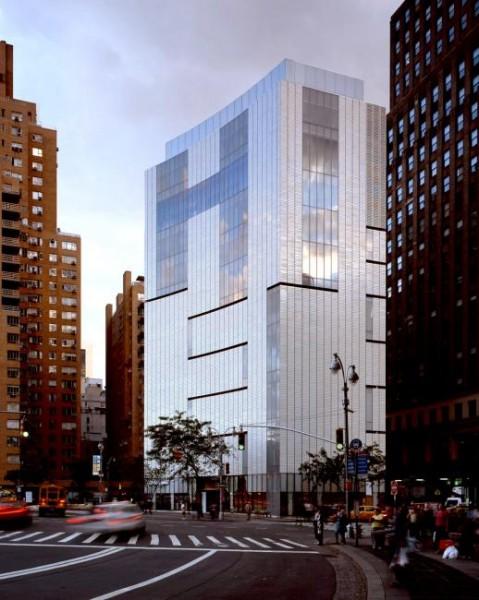 Exterior del MAD. Cortesía del Museum of Arts and Design (MAD) | Jorge Daniel Veneciano, nuevo director del Museum of Arts and Design de Nueva York