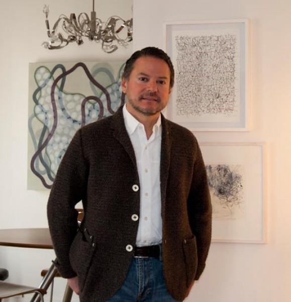 """Francisco Jaramillo   Francisco Jaramillo: """"Mi sentido de coleccionismo es vivencial, relacional y solidario"""""""