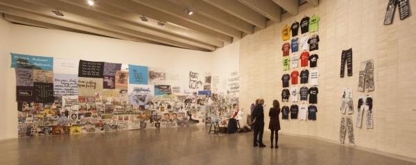 Exposición de Babi Badalov en el MUSAC | Una veintena de exposiciones imprescindibles en España