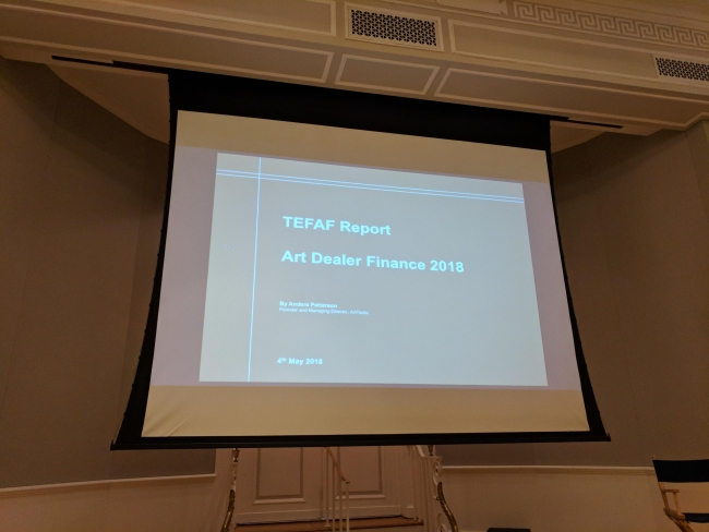 Fotografía de ARTEINFORMADO | Un informe de TEFAF analiza las finanzas de 142 marchantes y galerías de arte