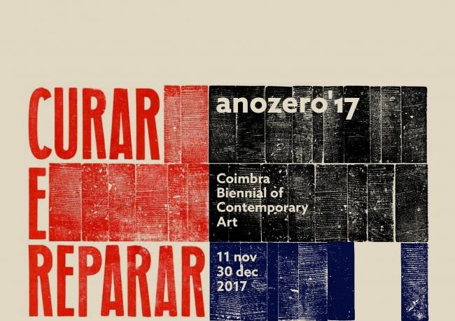 Cartel de la Bienal | Abre la segunda edición de Anozero - Bienal de Arte Contemporânea de Coimbra