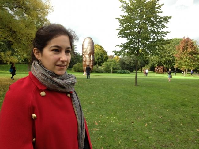 Beatriz Aymat - Cortesía de Beatriz Aymat