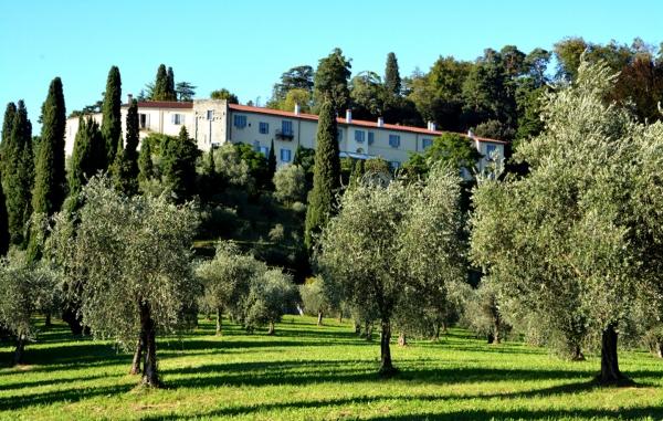 Bellagio Center Villa. Cortesía de la Fundación Jumex Arte Contemporáneo.   Los 7 creadores latinoamericanos premiados por Fundación Jumex y Rockefeller Foundation