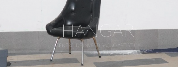 Pantallazo de la web de HANGAR | Todo listo para la apertura de HANGAR Centro de Investigaçao Artística, en Lisboa