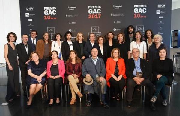 Cortesía de MAHALA Comunicación y Relaciones Públicas | Se entregan los X Premios GAC de las galerías de arte en Cataluña