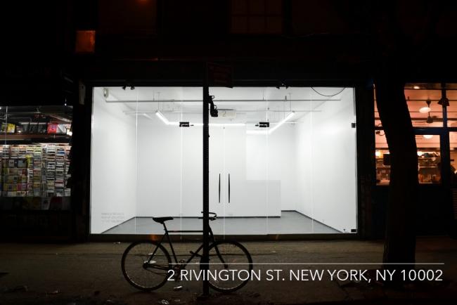 Vista del espacio neoyorquino. Cortesía de Galería Moisés Pérez de Albéniz | La española Moisés Pérez de Albéniz probará la fórmula 'pop-up' en Nueva York
