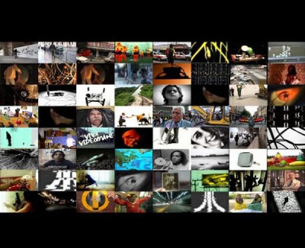 Cartel de la exposición | Los artistas mexicanos más representativos del vídeo y las nuevas tecnologías, en LABoral
