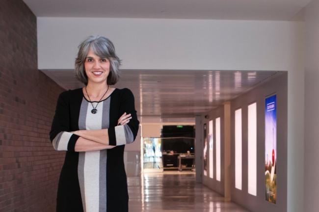 Olga Viso. Photo: Greg Beckel - Cortesía Walker Art Center | Olga Viso abandona la dirección ejecutiva del Walker Art Center
