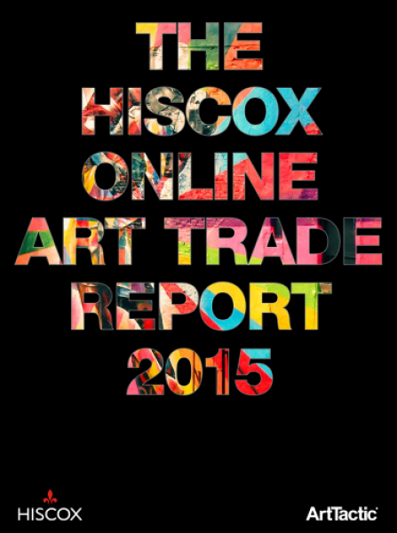 The Hiscox Online Art Trade Report 2015.