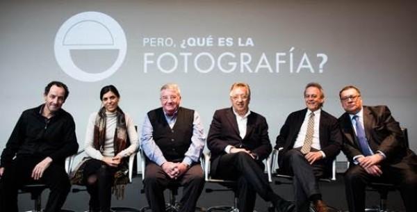 De izquierda a derecha: Pepe Font de Mora, Irene Mendoza, Ramon Armadàs, Mario Rotllant, Miquel Molins y Ramon Agenjo