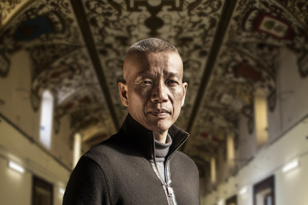 Cai Guo-Qiang. Cortesía del Museo del Prado. Foto © Javier Molina | El Museo del Prado acogerá un proyecto del reconocido artista chino Cai Guo-Qiang