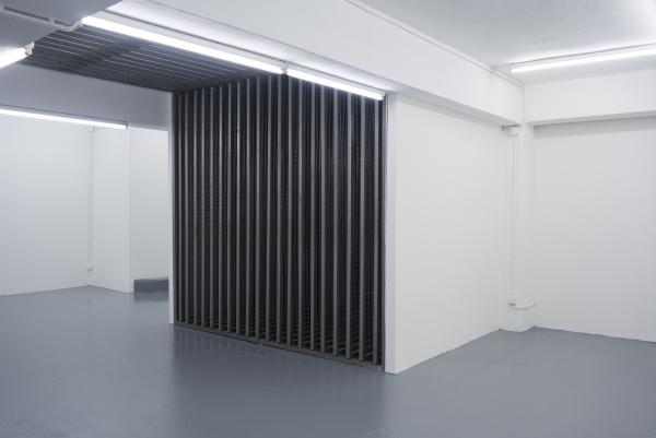 Detalle de vista de uno de los nuevos almacenes. Cortesía de 3+1 Arte Contemporânea