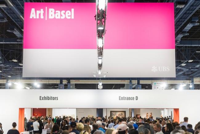 Resultado de imagen de Importantes estrenos de galerías iberoamericanas y otras novedades en Art Basel 2018