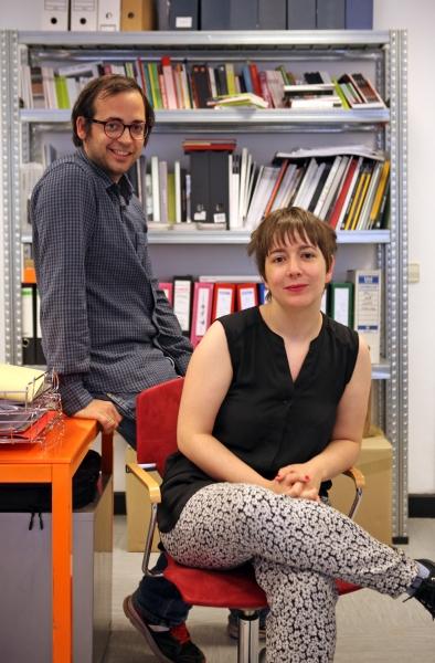 Cortesía de Art Fairs, S.L. | Semíramis González y Daniel Silvo, nuevos directores artísticos de JustMad
