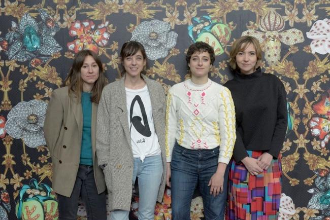 Las ganadoras del Premio CAM para Jóvenes Artistas. Cortesía del CA2M | ¿Qué artistas han sido premiados en ARCOmadrid 2018?
