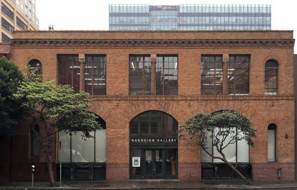 Fachada de la nueva Gagosian San Francisco. Cortesía de Gagosian Gallery | Larry Gagosian inaugura nueva galería al calor del SFMOMA