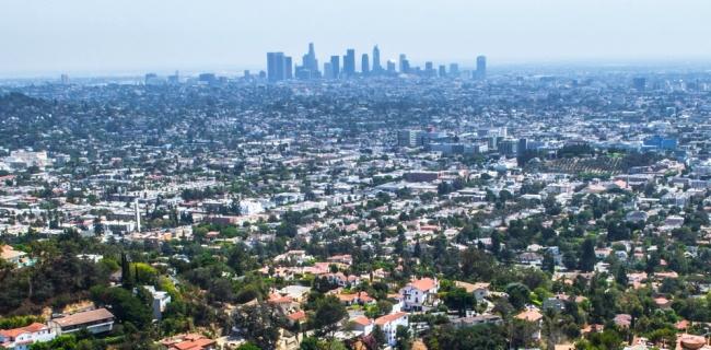 Vista de Los Ángeles. Cortesía de Frieze | La británica Frieze refuerza su presencia en EE.UU. lanzándose a la conquista de Los Ángeles
