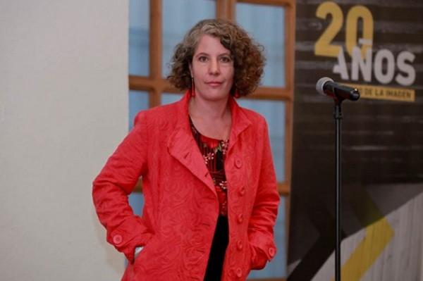 Itala Schmelz, directora del Centro de la Imagen. | Itala Schmelz: Mi labor es generar una reflexión sobre el papel de la imagen en la actualidad