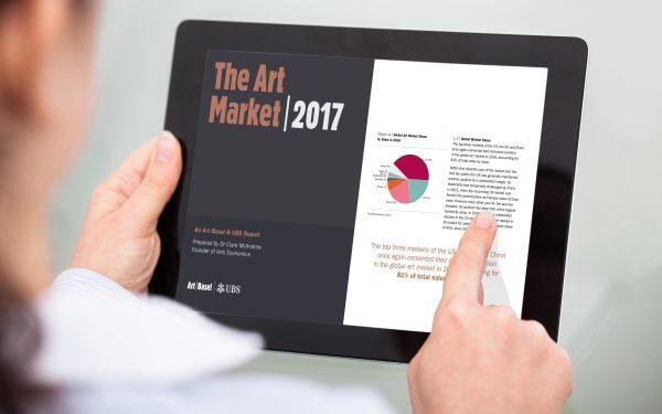Cortesía de Art Basel y UBS | Los suizos Art Basel y UBS presentan su primer informe sobre Mercado Global del Arte