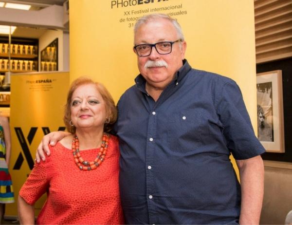 Cristina García Rodero y Juan Manuel Díaz Burgos | García Rodero y Díaz Burgos lideran el podio de PhotoEspaña 2017