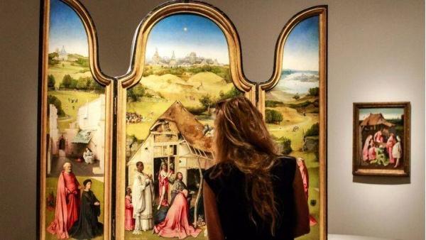 \'\'El Bosco. La exposición del V Centenario\'\'. Cortesía de Kike Rincón | Los visitantes de museos españoles mantienen su tendencia al alza en 2016