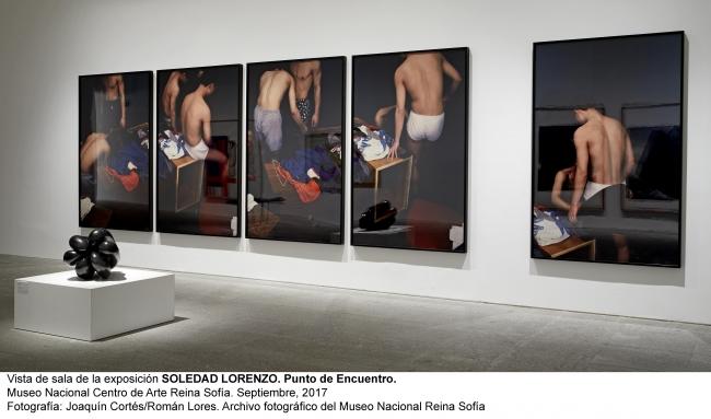 Vista de la Sala   15 artistas españoles fundamentales en la Colección de Soledad Lorenzo