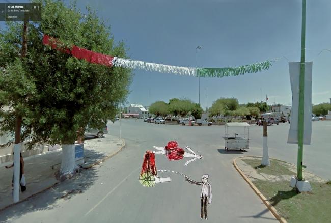 EL LUGAR DONDE VIVO, de Raúl Kalesnik. Cortesía del YGW | Los espacios independientes de Barcelona tienen la palabra en Young Gallery Weekend