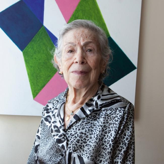 Judith Lauand. Cortesía de Galería Trópica, de Río de Janeiro   12 artistas latinoamericanas fundamentales rozando y superando el siglo