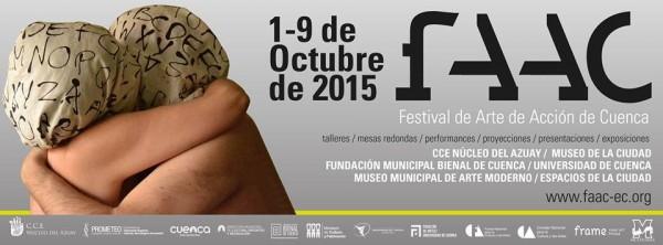 Cartel del FAAC 2015