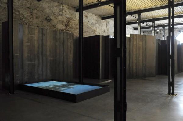 Obra de Tania Candiani en el Pabellón de México de la Bienal de Venecia 2015. Cortesía de la artista. | Zona Maco México provoca nuevos fichajes en el mercado mexicano