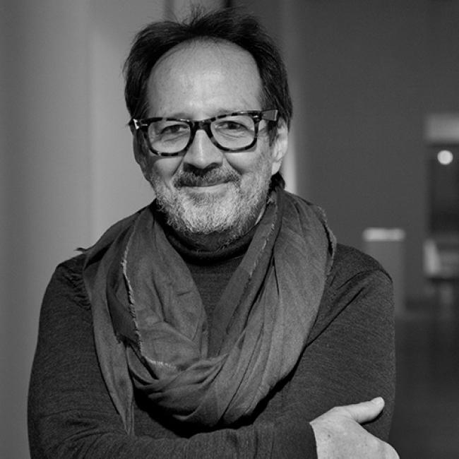 Óscar Muñoz. Cortesía de Hasselblad Foundation