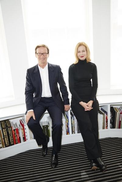 Thaddeus Ropac y Julia Peyton-Jones. Cortesía de Galerie Thaddeus Ropac | Unirse a una galería global. Dar el salto de lo institucional a lo comercial ¿Nueva tendencia?