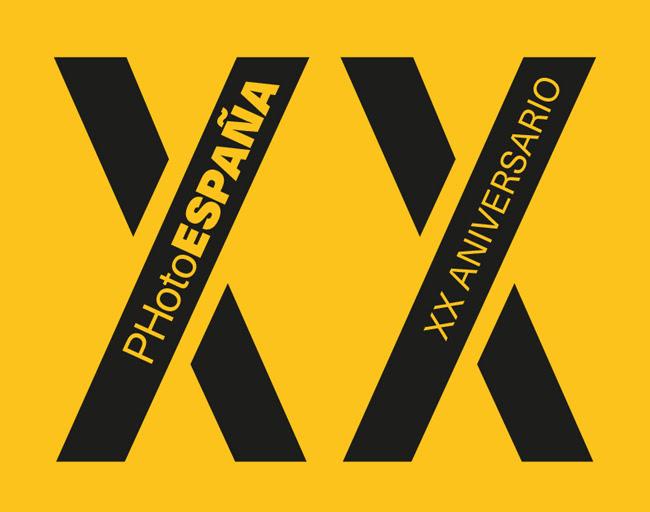 Logotipo. Cortesía de PHotoESPAÑA | PHotoESPAÑA celebrará su 20º aniversario dando 'Carta Blanca' a Cristina de Middel