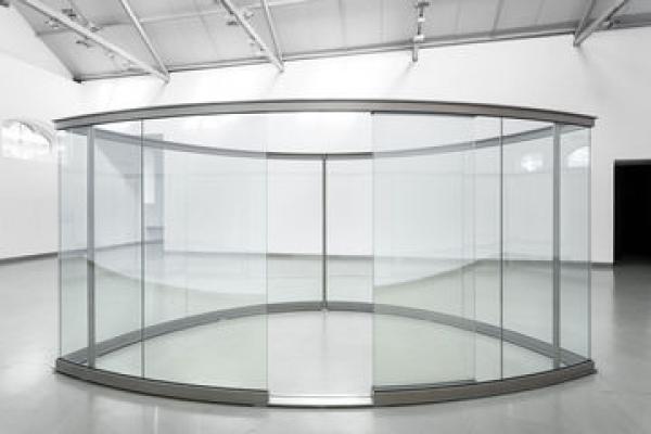 Vista de la exposición. Cortesía de la Galería Filomena Soares | Dan Graham ficha por Filomena Soares e ingresa en la colección permanente del Reina Sofía