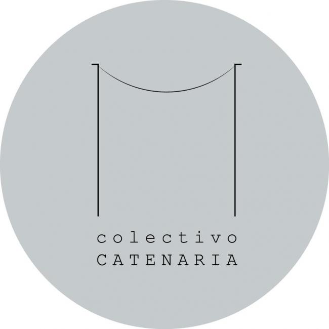 Logo de Colectivo Catenaria, tomado de su perfil en facebook