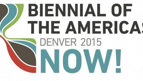 Logotipo | La Bienal de las Américas examina la conexión Denver - Ciudad de México