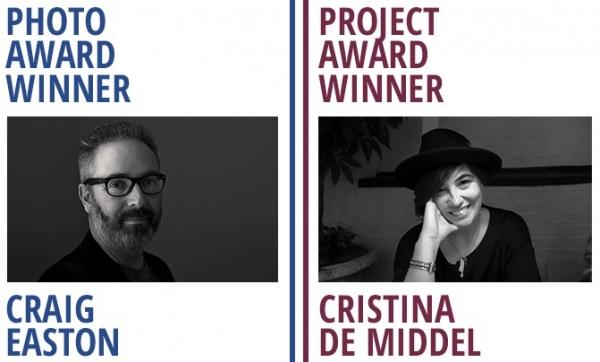 Cortesía del FCBarcelona | Craig Easton y Cristina de Middel ganan los primeros FCBarcelona Photo Awards